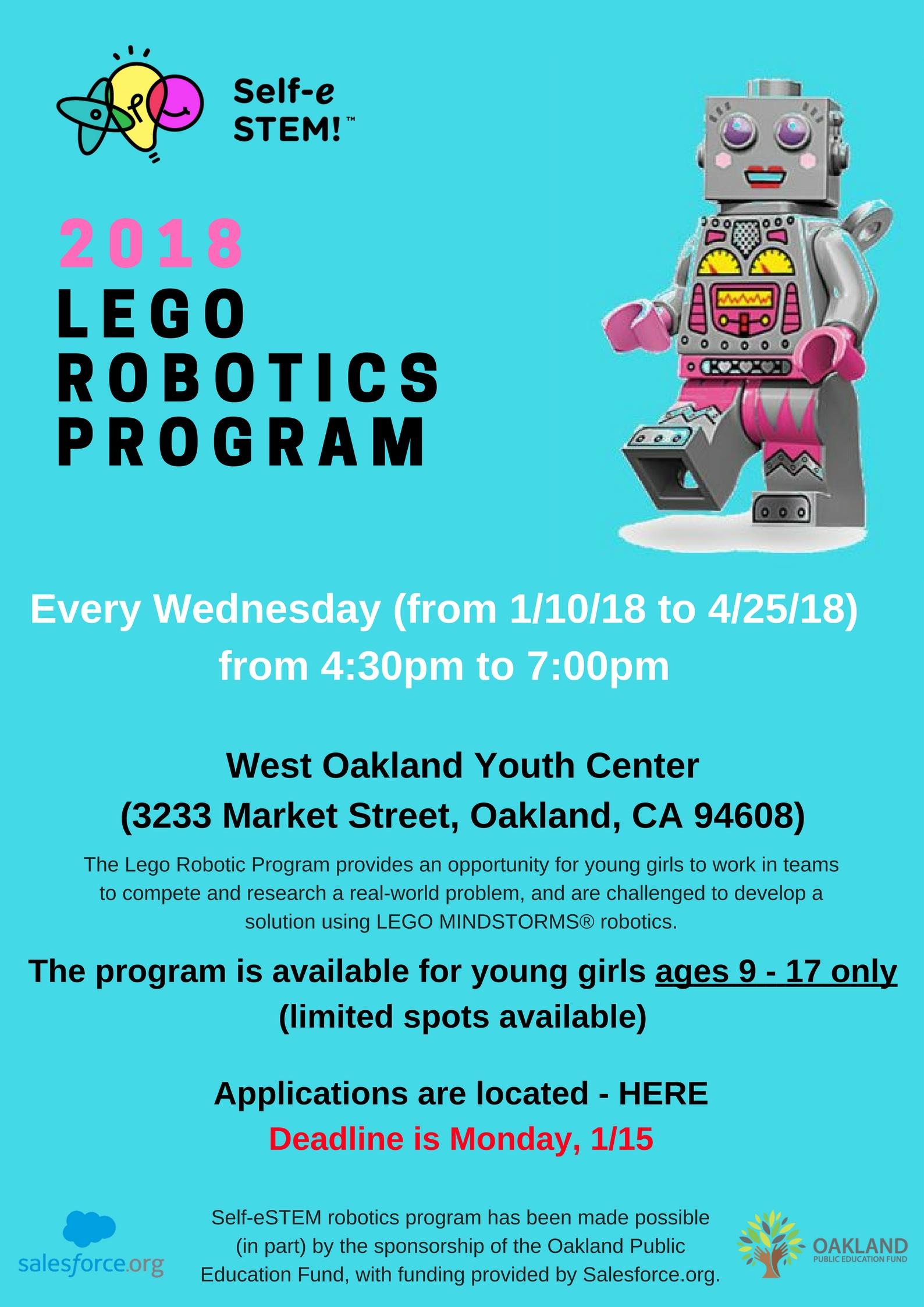 2018 Robotics Program