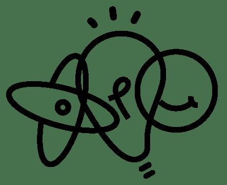 self-e-stem-logo-mark-B+W