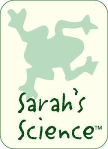 Sara's Science Logo