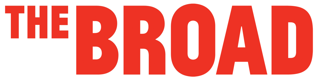 The Broad Logo